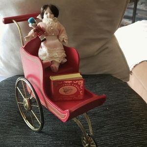 Vintage American Girl Doll Christmas Set